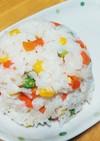 炒めご飯(チャーハン)orオムライス