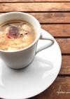 いつものスープを一工夫☆ 酸辣湯風スープ