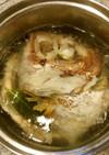 鯛出汁鶏キーマカレー試作ver.1