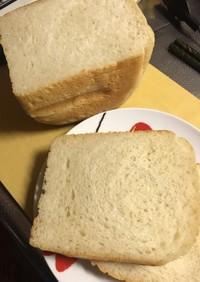 【HB】早焼きできる究極の白い食パン