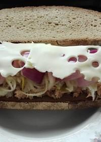 スーパースペシャルサンドイッチ