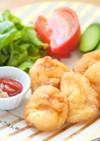 鶏むね肉で⁂サクフワ簡単チキンナゲット