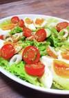 野菜嫌いも食べる!チョレギ風サラダ