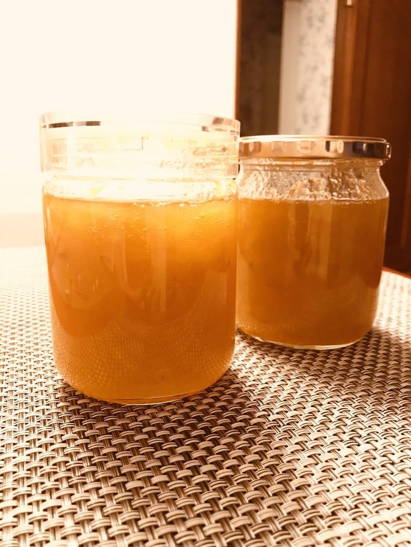 酸っぱ甘い♫南高梅の蜂蜜ジャム
