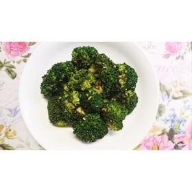 ブロッコリーのホットサラダ
