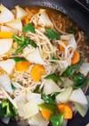 ひき肉あんかけ野菜たっぷりうま煮