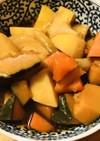四根菜の甘辛煮●人参・南瓜・馬鈴薯・玉葱