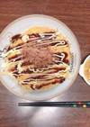 糖質ゼロ麺お好み焼き