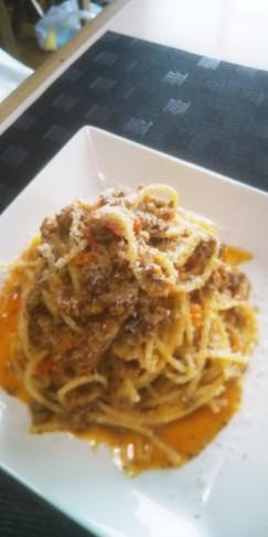 ボロネーゼソース&スパゲッティボロネーゼ