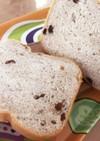 メープルくるみとレーズンの食パン
