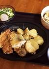 米粉と水と卵!フライパンで揚げない天ぷら