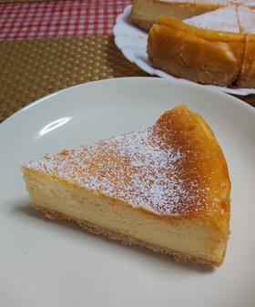 ★簡単!濃厚な*ベークドチーズケーキ♪