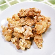 鶏肉のナンプラー唐揚げ