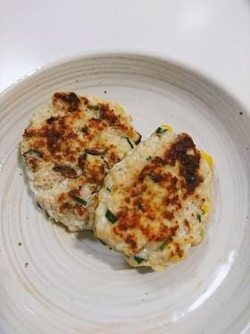 豆腐ハンバーグ(離乳食)
