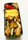 182、焼肉のタレで「焼き鳥丼」弁当♡