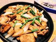 豚のスタミナ炒めの写真