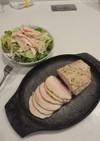 鶏むね肉のジップロックで簡単サラダチキン