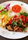 牛肉と野菜のガラムマサラ炒め♪☆♪☆♪