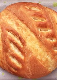 簡単手ごねパン☆