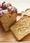 全粒粉食パン80%(胡桃.クリチ)