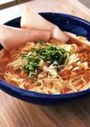ゆる〜く糖質制限 トマトキムチ冷麺