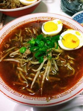 私流台湾ラーメンスープ(覚書き)