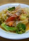 鶏肉とトマトの洋風煮物
