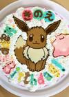 ☆キャラデコケーキ用チョコプレート☆