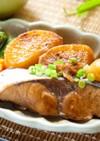 ブリと大根の生姜焼き⁂ポン酢でさっぱり