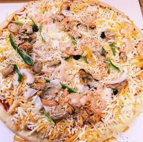 コストコのピザを切って保存【覚え書き】