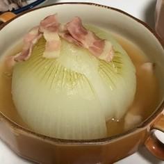 玉ねぎまるごとスープ