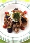 豚の唐揚げサラダ(透析食)
