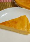 ★簡単!糖質オフ*プロセスチーズケーキ*