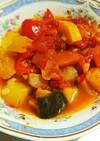 生トマトで簡単美味しいラタトゥイユ
