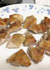 鶏もも肉の焼き鳥風(両面グリル)