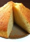 バターなし簡単しっとりのおやつケーキ