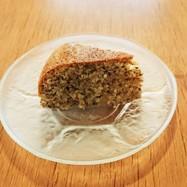 HMと炊飯器で簡単!りんごと紅茶のケーキ