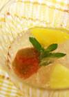 フルフル酢トマトゼリー