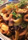 美味しーい!真竹と鶏の煮物