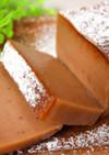 苺たっぷり♪いちごチョコレートテリーヌ