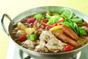 旨味だしで作る!ジンジャーカレー鍋の写真