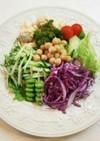 8種盛り サラダ