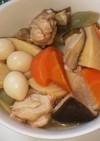 鶏肉と大根の色々煮