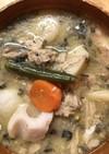 カット野菜 サバと根菜の味噌汁
