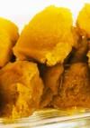 【離乳食中期〜】かぼちゃのお焼き