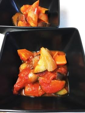 夏野菜の簡単ラタトゥイユ☆
