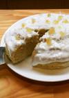 誰でも簡単 おから入りバナナレモンケーキ