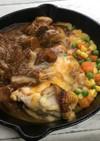 簡単!鶏胸肉のカレー煮込み