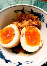 ストウブde簡単韓国風煮卵꒰ღ˘◡˘ற꒱