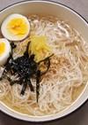 本場韓国冷麺汁(ネンククス)